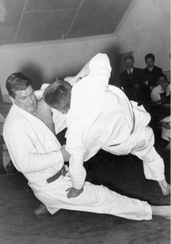 Judovereniging Groesbeek bestaat zestig jaar 1