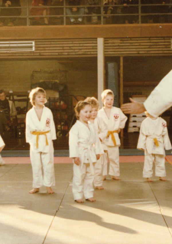 Judovereniging Groesbeek bestaat zestig jaar 7