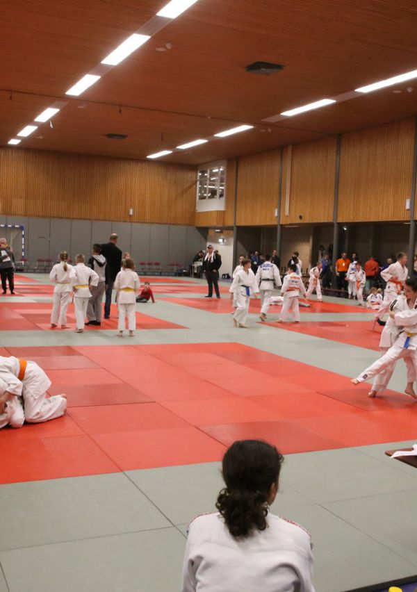Judovereniging Groesbeek bestaat zestig jaar 8
